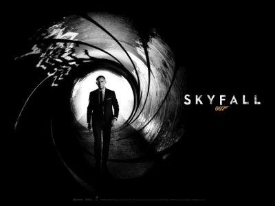 007 Operación Skyfall