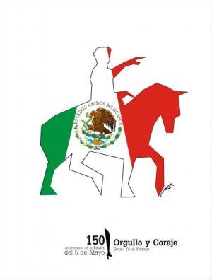 150 aniversario de la Batalla del 5 de mayo en Puebla