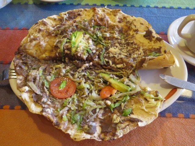 Las Deliciosas Tlayudas Oaxaqueñas