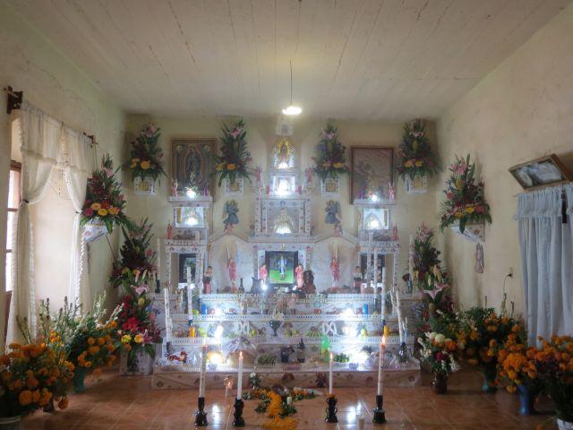 Altares Monumentales de Tochimilco Puebla
