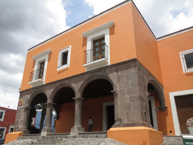 El Portalillo del Alto Puebla