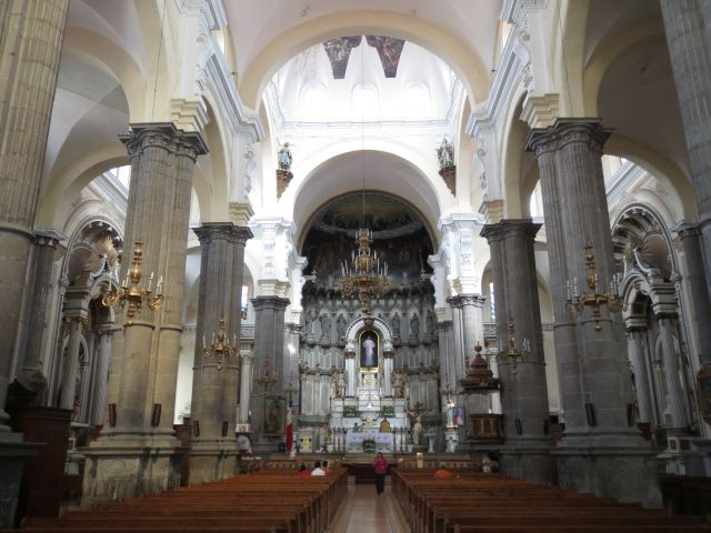 Templo de la Compañía Puebla
