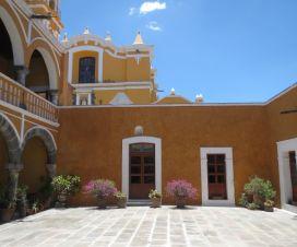 Casa del Caballero Águila Cholula Puebla