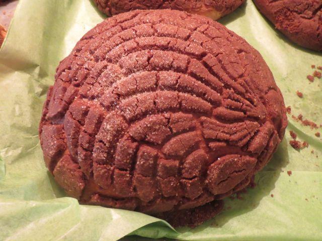Deliciosas Conchas de la Panadería La Blanca Cholula Puebla