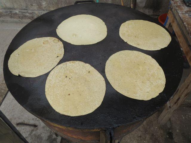 Las Deliciosas Tortillas Hechas a Mano Tonantzintla Puebla