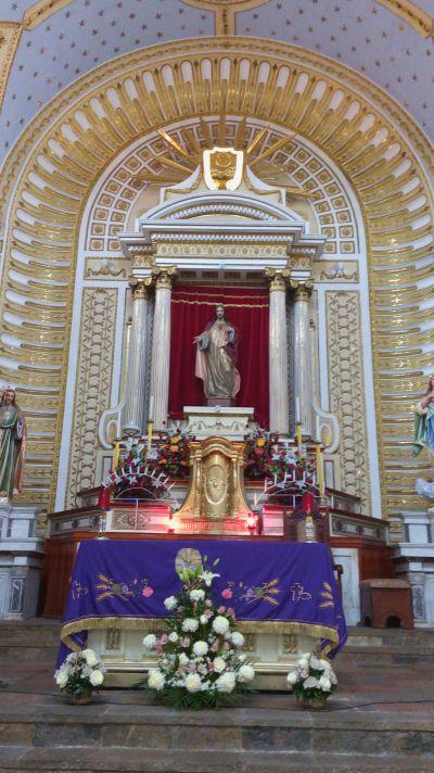 Iglesia Sagrado Corazón de Jesús Puebla