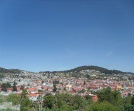 Mineral del Monte Hidalgo Paisajes
