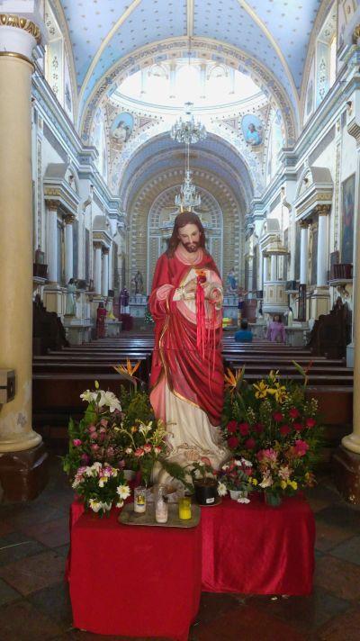 Templo Parroquial del Sagrado Corazón de Jesús Puebla