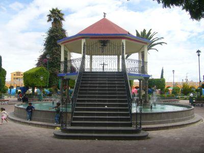 Acatzingo Puebla