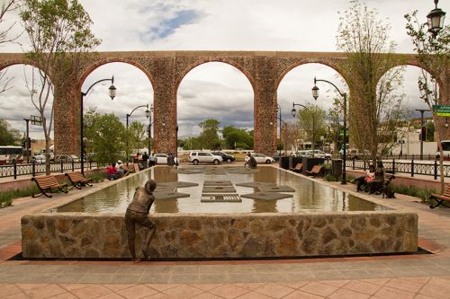 Acueducto de Querétaro Recorrido Tranvía