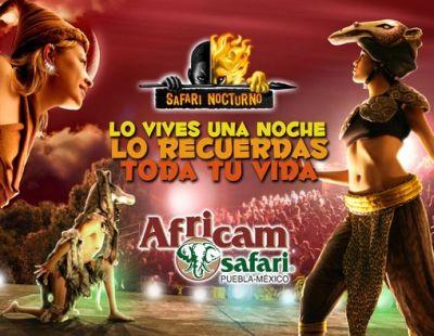 Africam Safari Nocturno