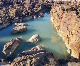 Aguas Termales Puertecitos San Felipe Baja California