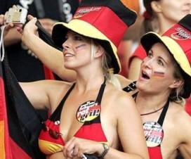 Edecanes Alemanas Fútbol
