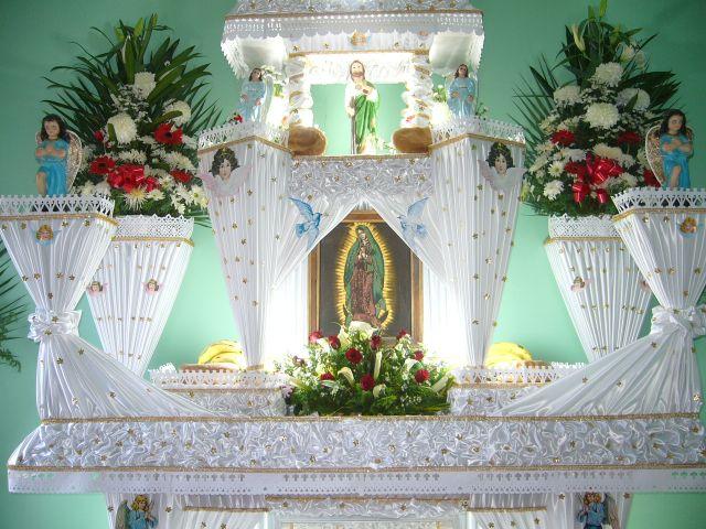Altares Huaquechula Puebla