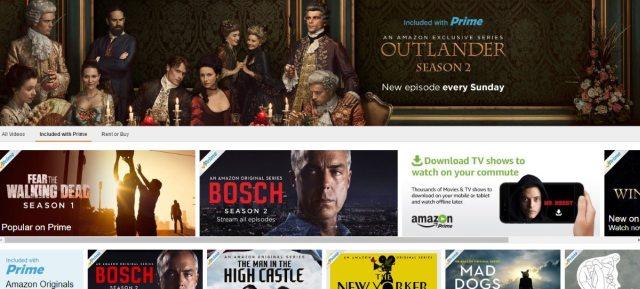 Amazon competirá directamente con Netflix