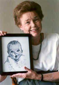 Ann Turner Cook La bebé de Gerber