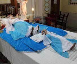 Asunción de María Parroquia de San Nicolás de Bari San Nicolás de los Ranchos