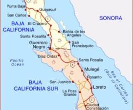 Baja California y Baja California Sur un viaje maravilloso