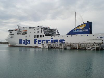 Baja Ferries Baja California Sur