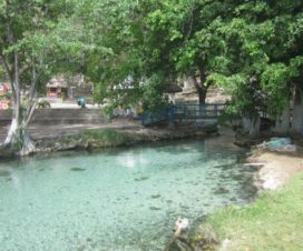 Balneario Acapulquito Chetumal Quintana Roo