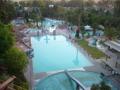 Balneario Agua Azul Puebla