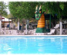 Balneario Agua Caliente de La Ciénega El Limón Jalisco
