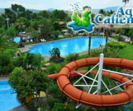 Balneario Agua Caliente Huandacareo Michoacán