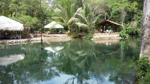 Balneario Agua Fría Villa de Álvarez Colima