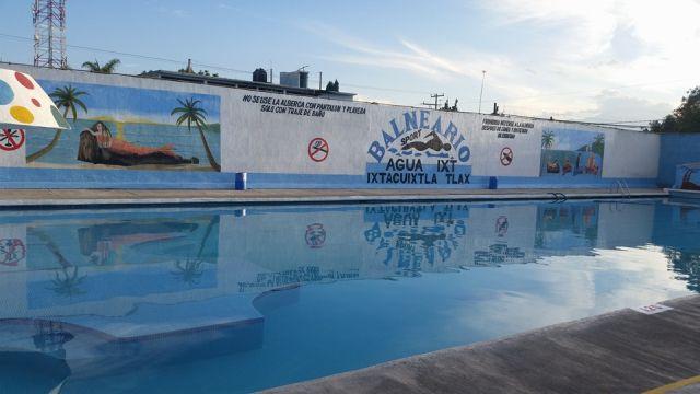 Balneario Agua Ixt Ixtacuixtla Tlaxcala