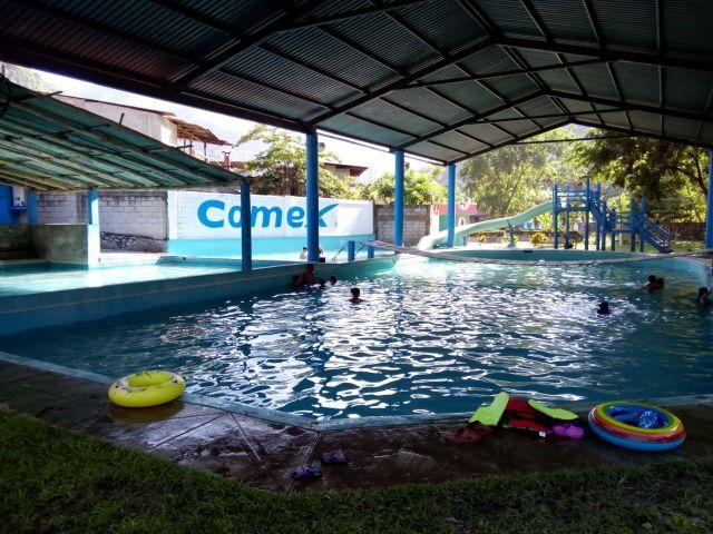 Balneario Aguas Termales Atempa Hidalgo