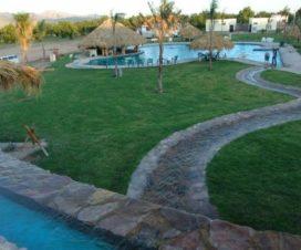 Balneario Aguas Termales Las Pampas Chihuahua