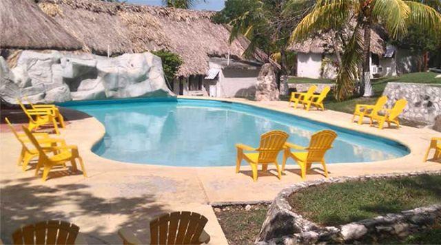 Balneario Ah Kin Ha Campeche