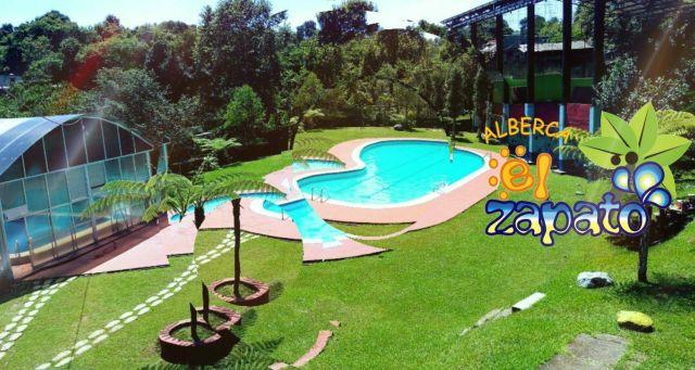 Balneario Alberca El Zapato Xicotepec Puebla