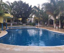 Balneario Albercas Bonfil Cancún