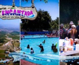 Balneario Albercas la Encantada Ensenada Baja California