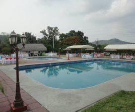 Balneario Albercas Los Delfines Tihuatlán Veracruz