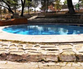 Balneario Albercas los Llorones Chihuahua