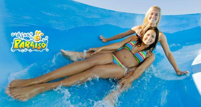 Balneario Aqua Paraíso Atlixco