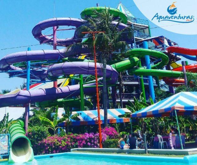 Balneario Aquaventuras Park Vallarta