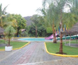 Balneario Atotonilco Huehuetlán Puebla