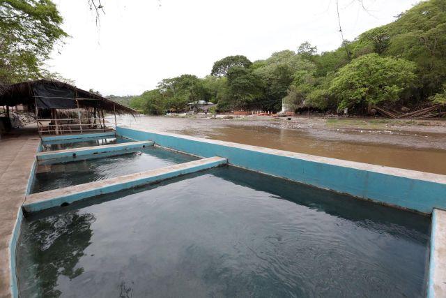 Balneario Baños del Carmen Chiapas