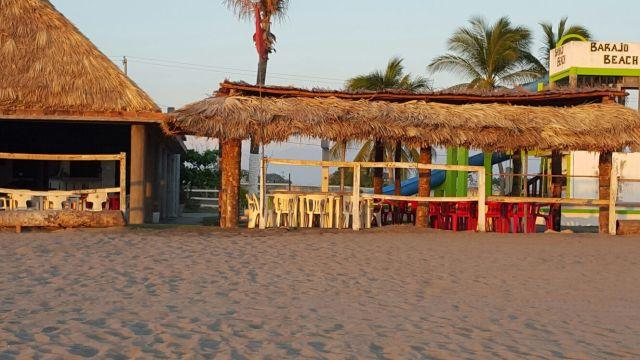 Balneario Barajo Beach Playa del Sol Chiapas