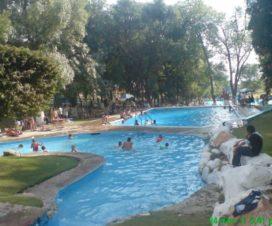 Balneario Buenavista Contepec Michoacán