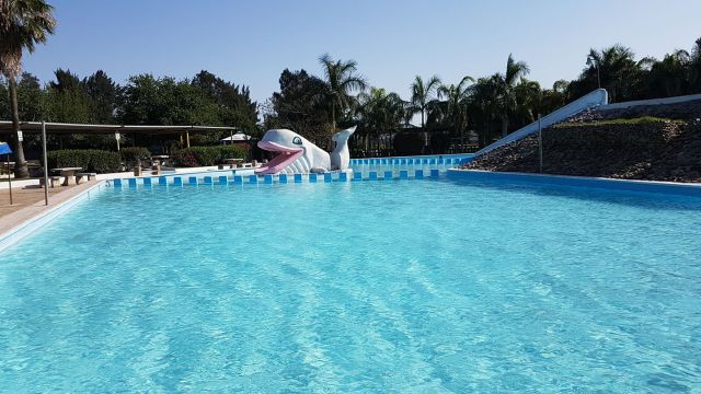 Balneario Camito Splash Reynosa Tamaulipas