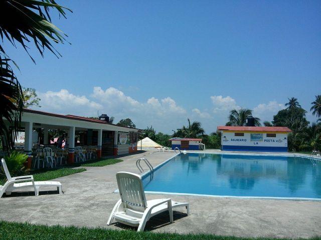 Balneario Campestre Huitzilapan La Posta Veracruz