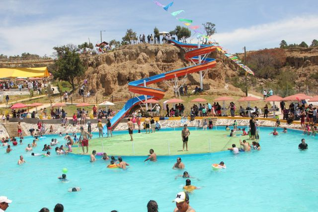 Balneario Centro Recreativo El Mirador Tlaxcala