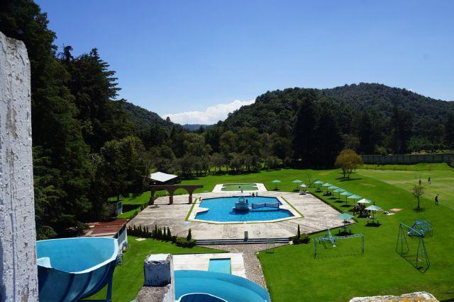 Balneario Centro Recreativo Las Cascadas