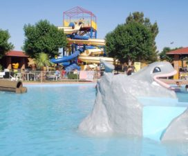 Balneario Centro Recreativo Las Golondrinas
