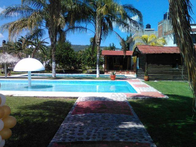 Balneario Centro Recreativo Monarcas Tarímbaro