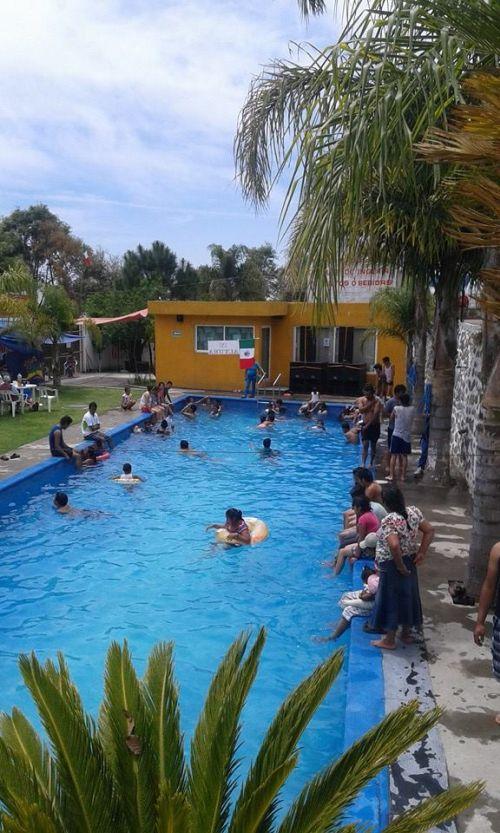 Balneario Centro Recreativo San Martín Tlaxcala
